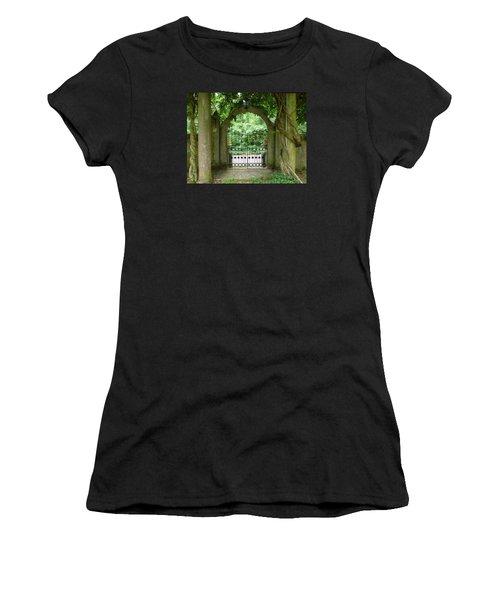 Through The Tuscan Gate Women's T-Shirt
