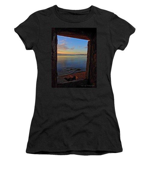 Through The Window Women's T-Shirt