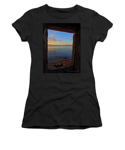 Through The Window Women's T-Shirt