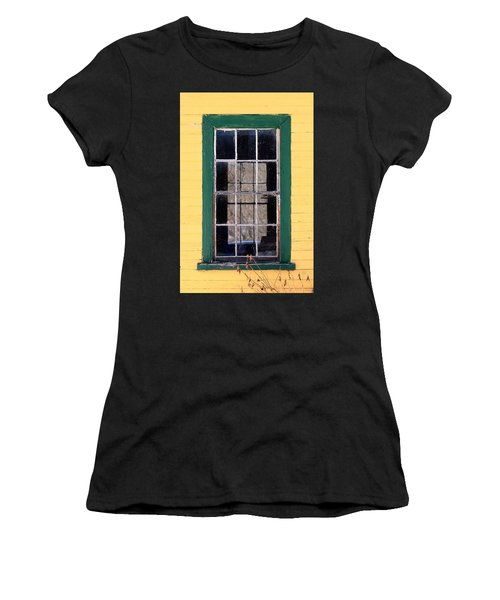 Through The Windows Women's T-Shirt