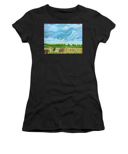 Thunder Sky Women's T-Shirt