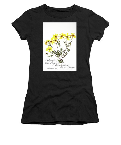 Tickseed Sunflower Women's T-Shirt (Athletic Fit)