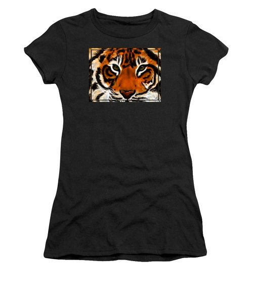 Tiger Eyes Women's T-Shirt