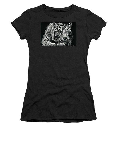 Tiger Pause Women's T-Shirt