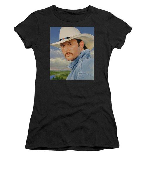 Tim Mcgraw Women's T-Shirt
