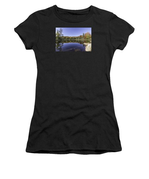 Time At The Lake Women's T-Shirt
