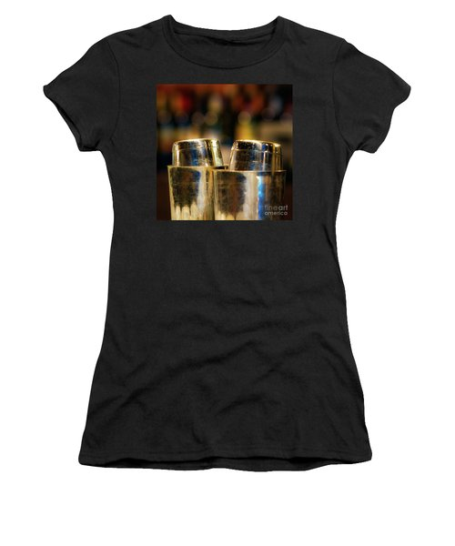 Time For A Cocktail Women's T-Shirt (Athletic Fit)