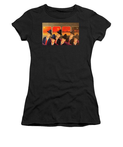 Time Passes By Women's T-Shirt