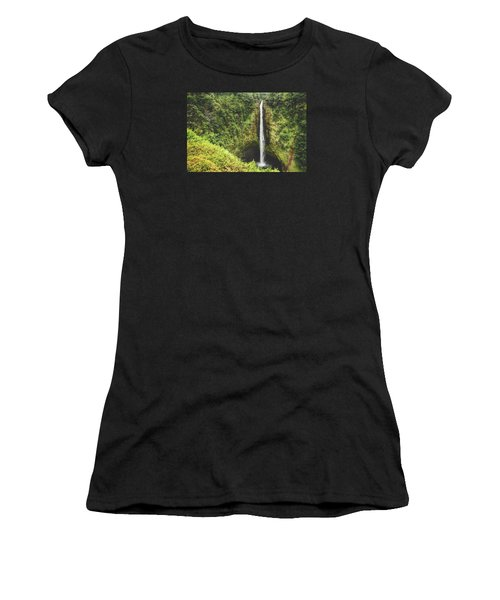 Time Stands Still Women's T-Shirt (Athletic Fit)