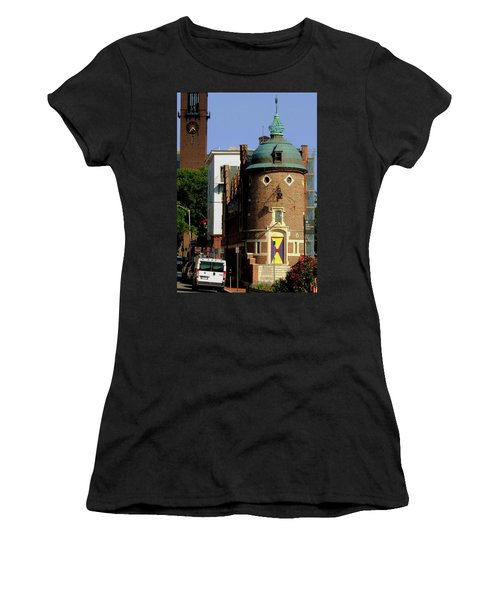 Time To Face The Harvard Lampoon Women's T-Shirt (Athletic Fit)