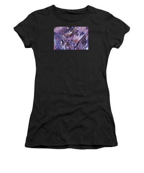 Time Trapped Women's T-Shirt