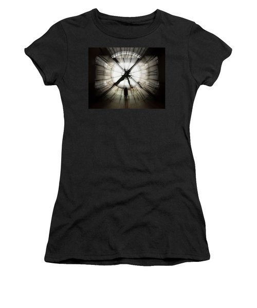 Time Waits For None Women's T-Shirt