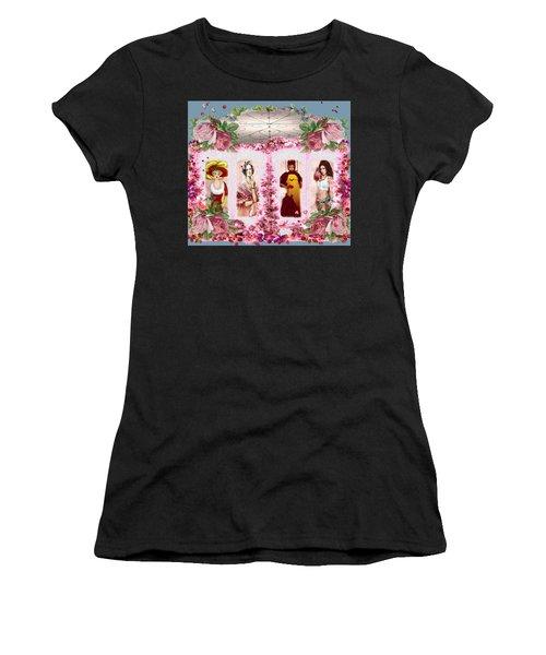 Time Window Women's T-Shirt