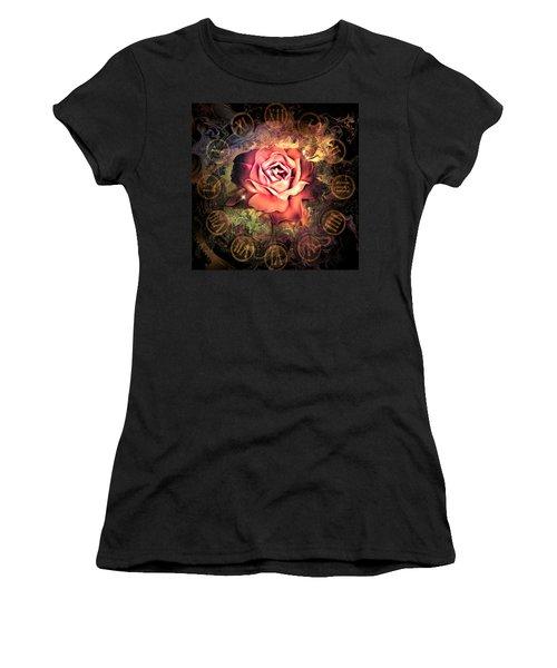 Timeless Rose Women's T-Shirt