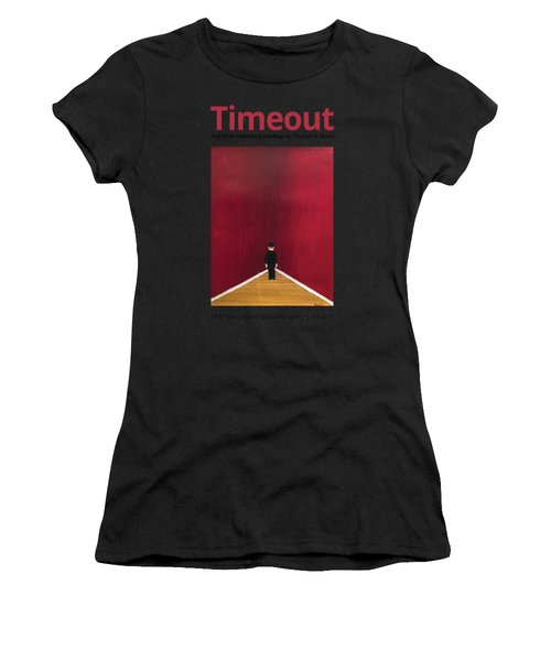 Timeout T-shirt Women's T-Shirt (Athletic Fit)