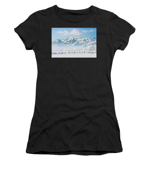 Timp In Winter Women's T-Shirt