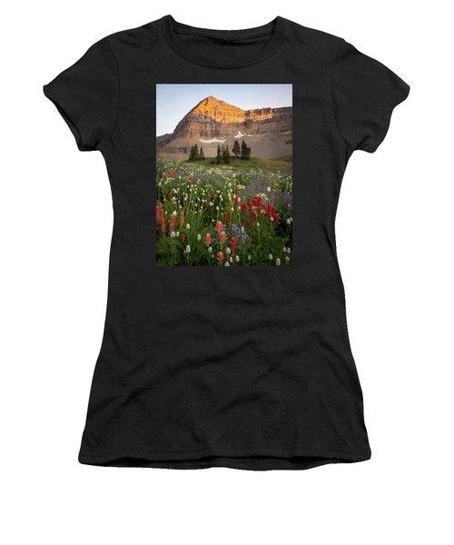 Timpanogos Bouquet Women's T-Shirt