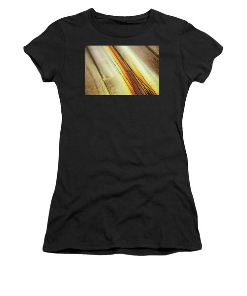 Tin Roof Abstract Women's T-Shirt