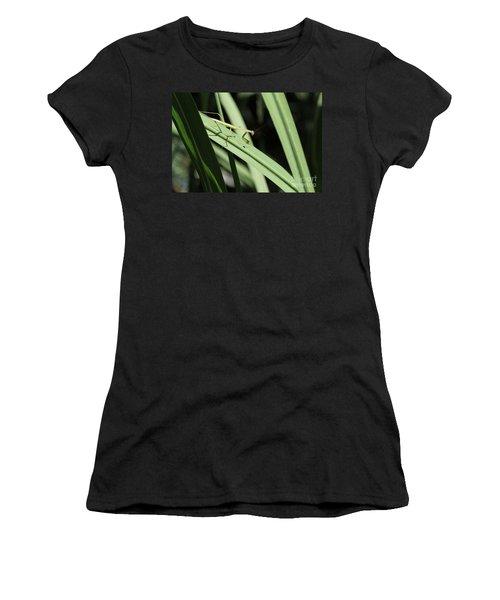 Tiny Alien Women's T-Shirt