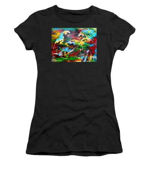 Titans Women's T-Shirt (Athletic Fit)