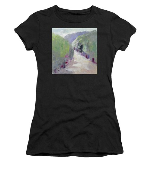 To Mountain Women's T-Shirt (Athletic Fit)