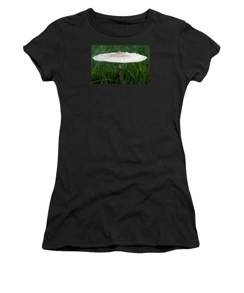 Toad Stool Women's T-Shirt (Athletic Fit)