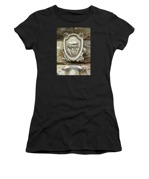Toady Women's T-Shirt (Athletic Fit)