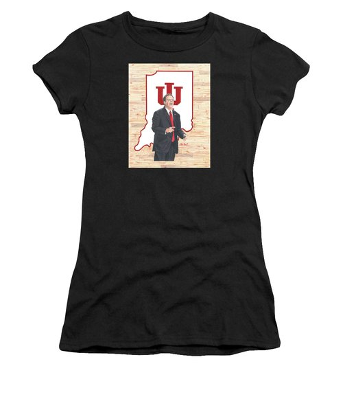 Tom Crean Women's T-Shirt (Athletic Fit)