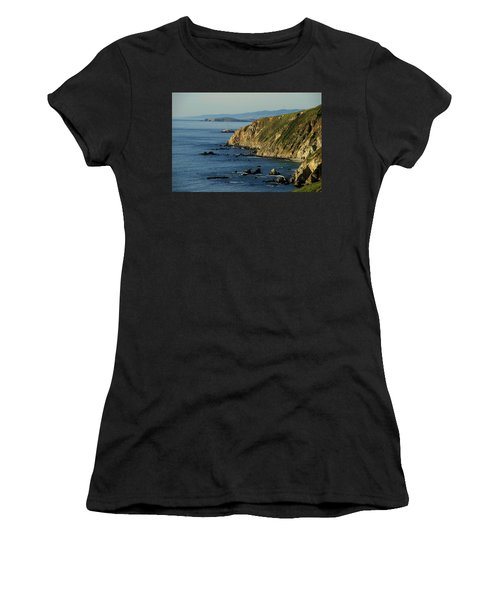 Tomales Point Women's T-Shirt (Athletic Fit)