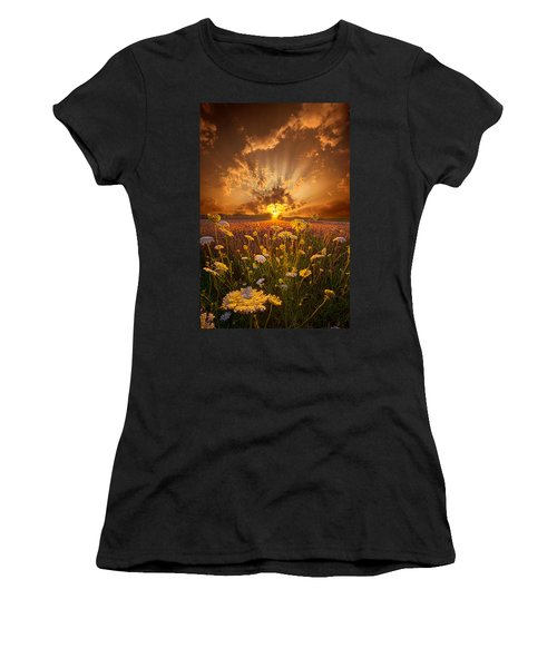 Tomorrow Is Just One Of Yesterday's Dreams Women's T-Shirt