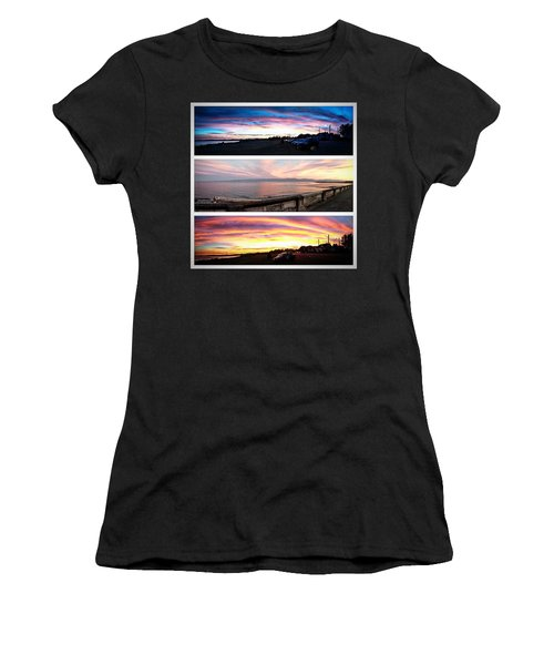 Took The Scenic Route Home From Work Women's T-Shirt (Athletic Fit)