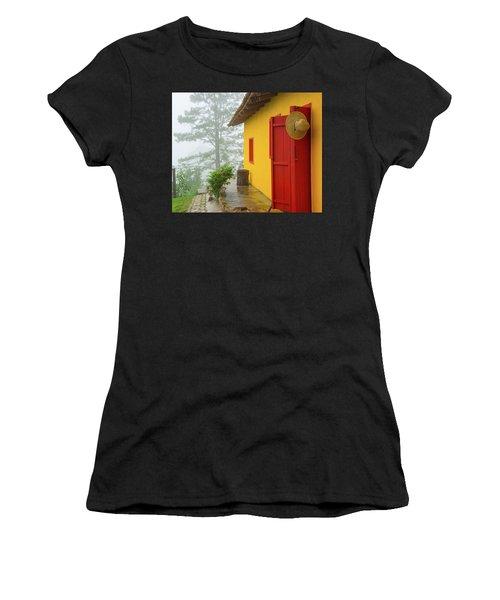 Top Of The Mountain Women's T-Shirt