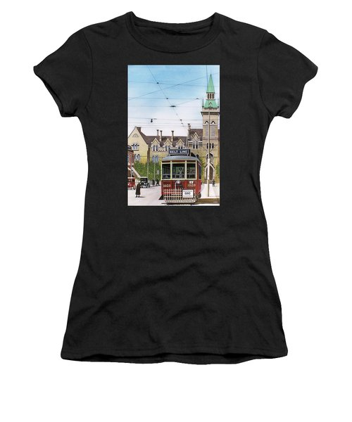 Toronto Belt Line Women's T-Shirt