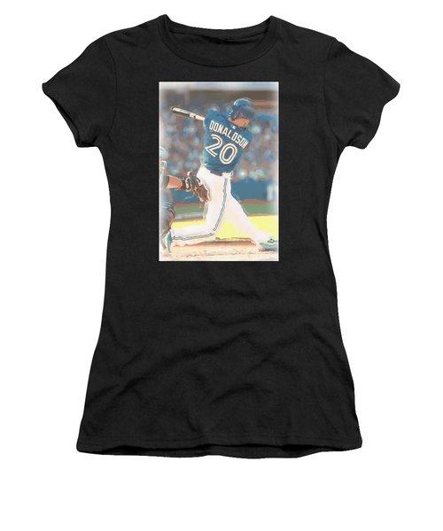 Toronto Blue Jays Josh Donaldson 2 Women's T-Shirt
