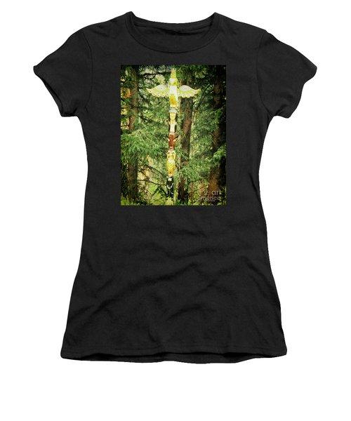 Totem Pole Women's T-Shirt