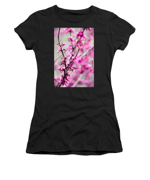 Touch Of Spring Women's T-Shirt (Athletic Fit)