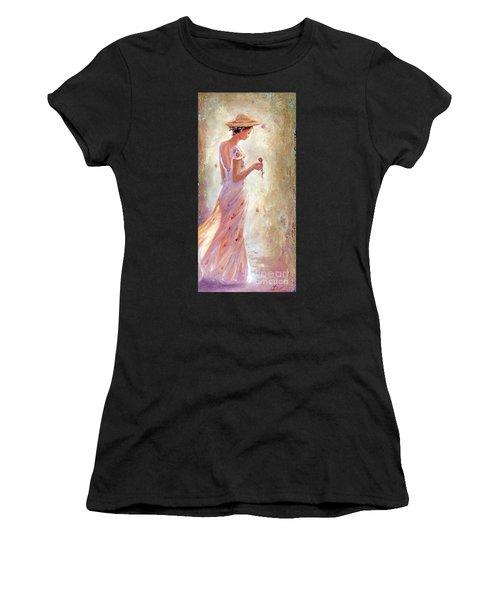 Toujours De Fleurs Women's T-Shirt