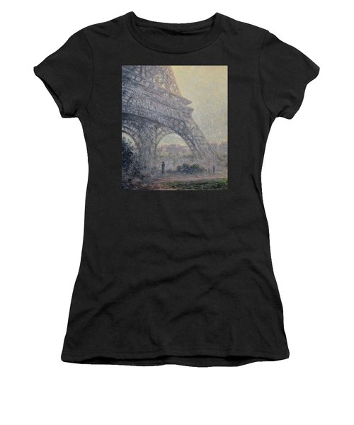 Paris , Tour De Eiffel  Women's T-Shirt