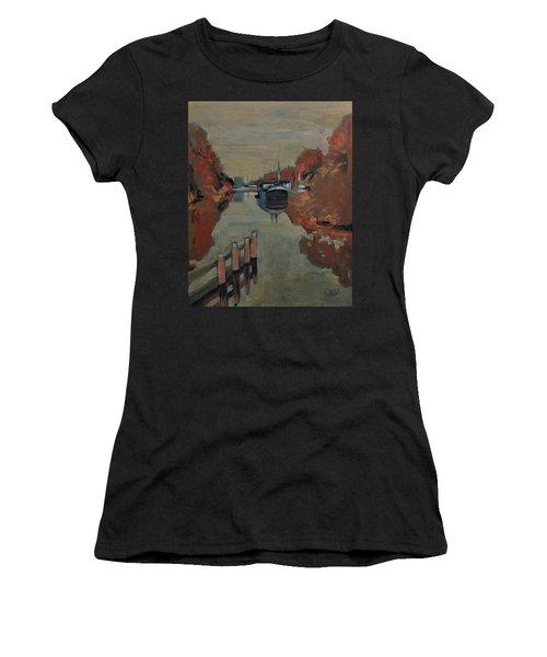 Towards Pius Harbour Women's T-Shirt