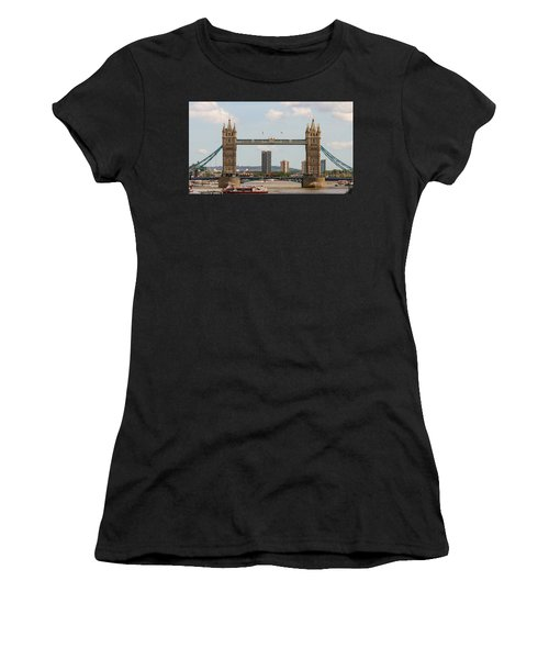 Tower Bridge C Women's T-Shirt