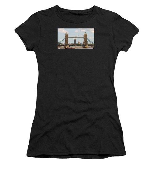 Tower Bridge C Women's T-Shirt