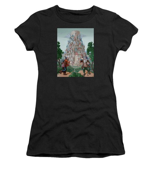 Tower Of Babel Women's T-Shirt