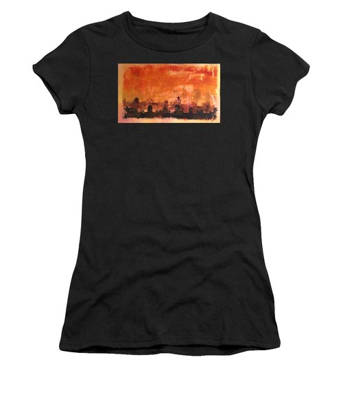 Towers And Tanks Women's T-Shirt