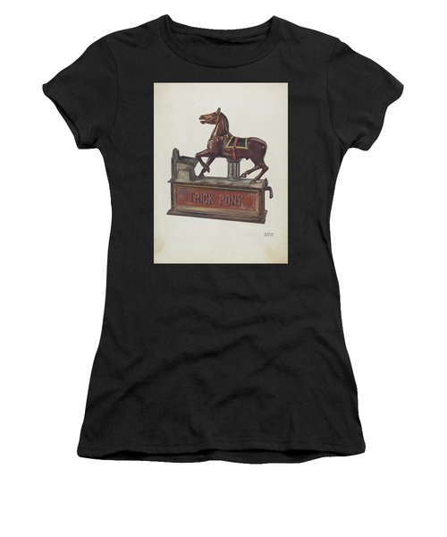 Toy Bank - Trick Pony Women's T-Shirt