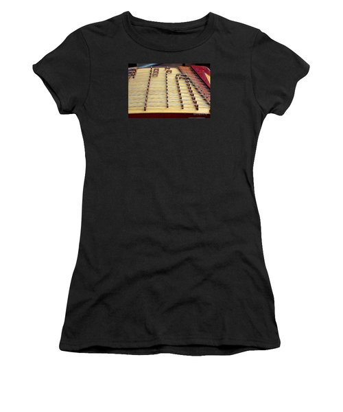 Traditional Chinese Instrument Women's T-Shirt