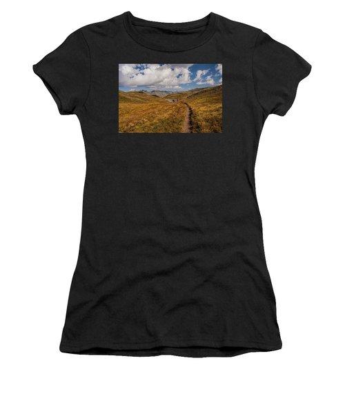 Trail Dancing Women's T-Shirt