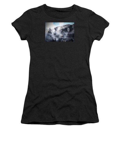Train Engine 463 Women's T-Shirt (Athletic Fit)