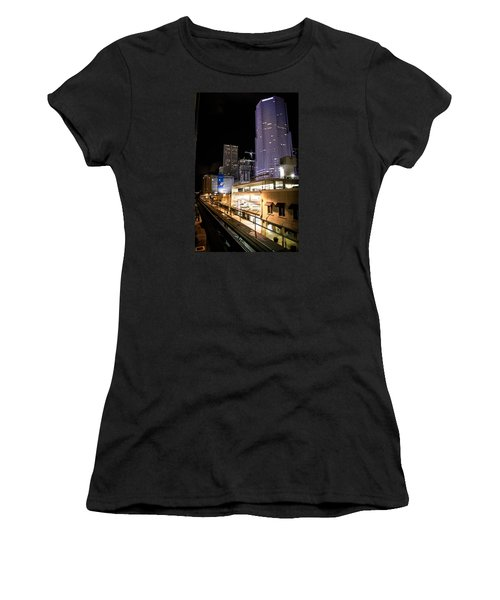 Train Station Women's T-Shirt