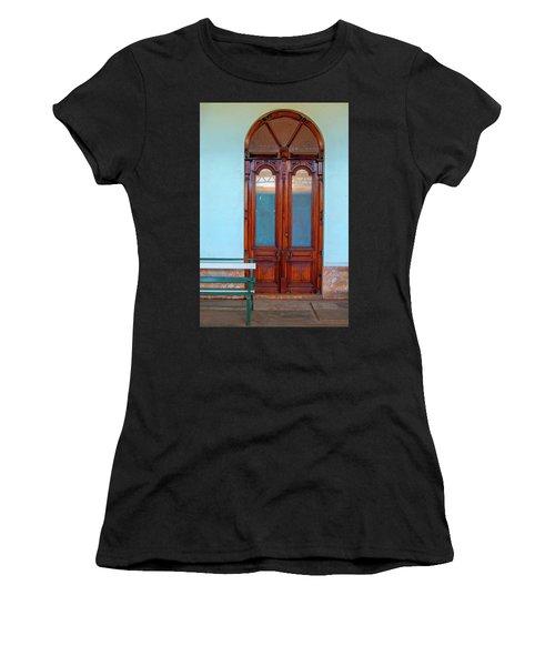 Train Station Portal Maputo Women's T-Shirt