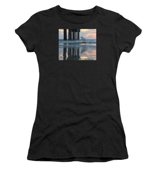 Tranquil Reflections Women's T-Shirt